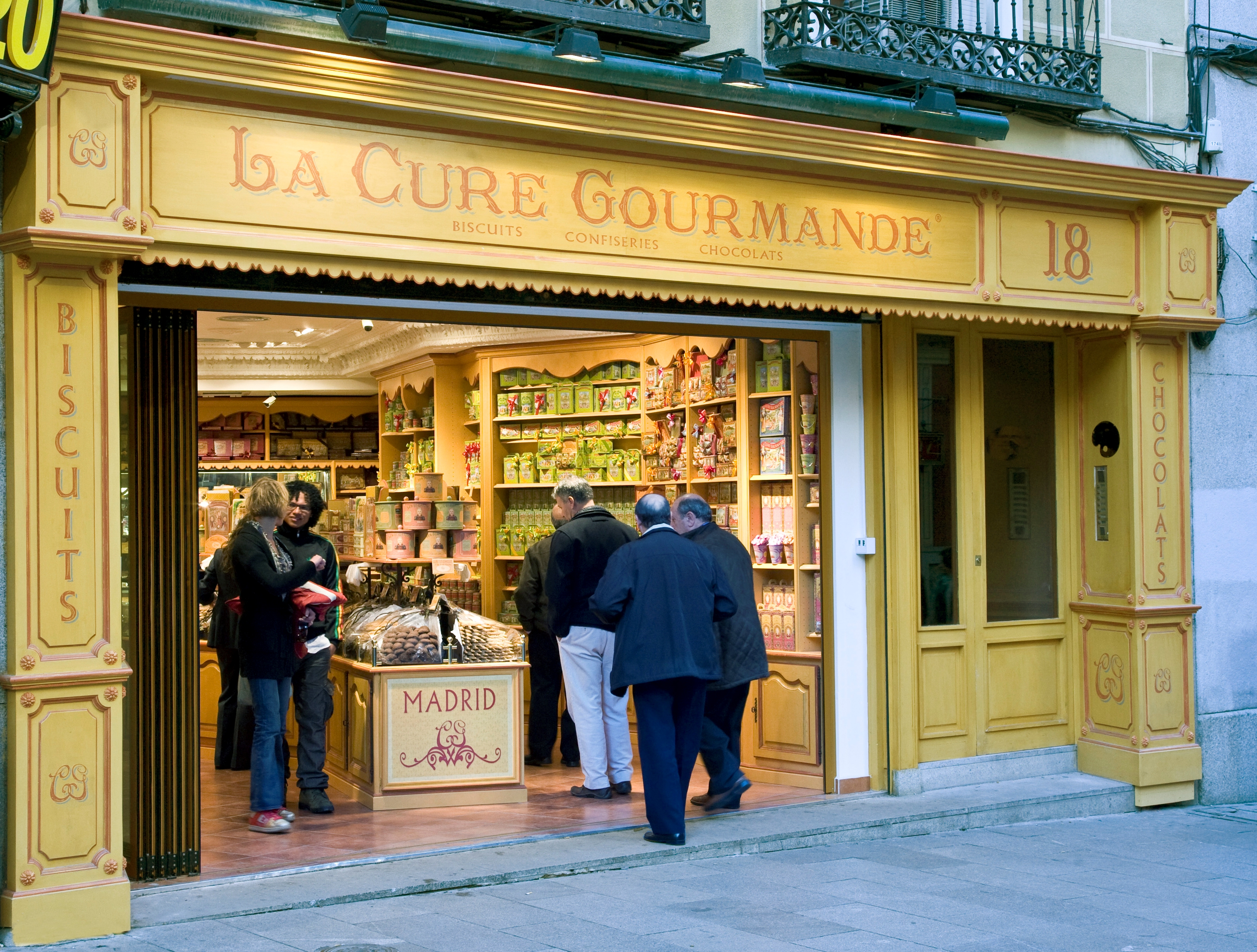 m.La Cure Gourmande: Entrañable, exquisito