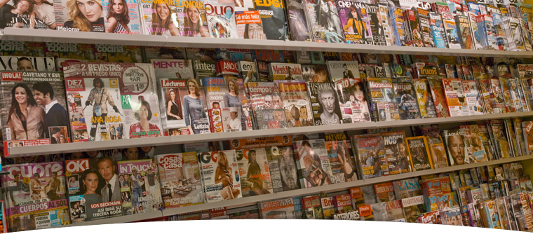 Leader in magazines and partworks distribution